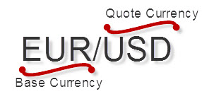 Base and Quote Currency Pairs